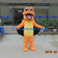 Red fish costume plush mascot costumes for adults funny mascot costumes