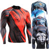 factory dry fit wholesale custom mens compression shirt mma
