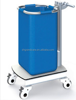 Small Size Hospital Waste Trolley with Single bag G-TN032