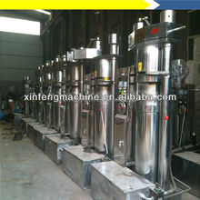 Hydraulic press for oil extraction/ good quality edible oil press machine.