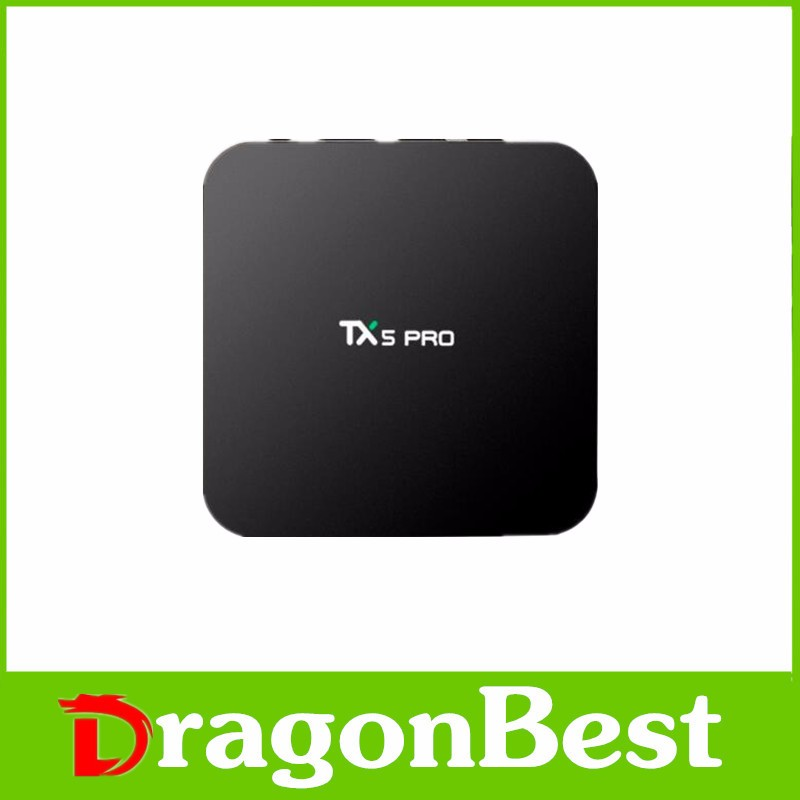 <strong>1080p</strong> video strea max tv box for tv manufacturer TX5 Pro S905X 2G 16GQuad core android 6.0 tv box