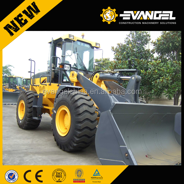 XCMG Heavy construction equipment zl50g 5 ton wheel loader price cheap for sale