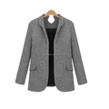 Spring design fashion handsome elegant women suit jacket
