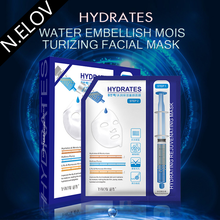 Popular Hydrating Moisturizing Injection Face Mask New Style Beauty Skin Sheet Facial Mask