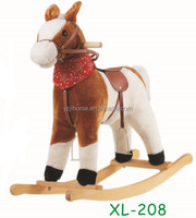 Popular European Style Riding Horse Toy Riding On Animal Toys Direct From Factory