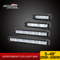 Mitsubishi pajero tail lights off road 4x4 atv led 12V work light driving lamp LED Light Bar