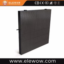 960*960mm full color outdoor p10 led display cabinet