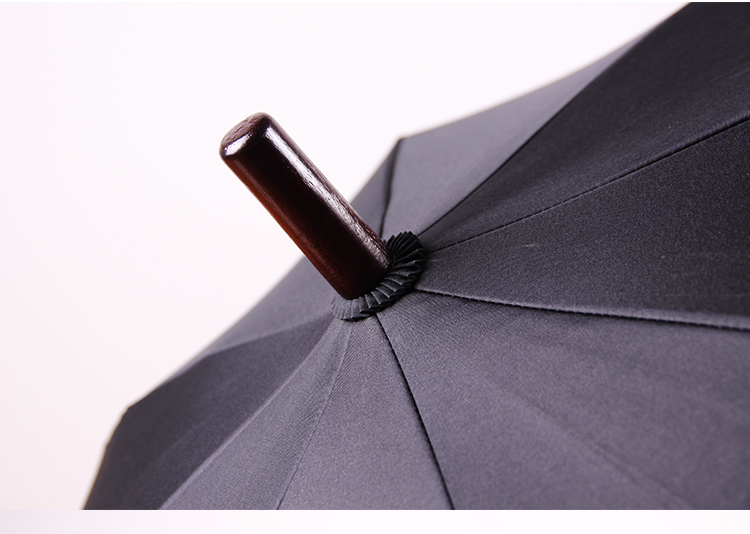 windproof double layer golf umbrella