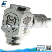 China 2014 Latest Full mechanical mod electronic cigarette hammer mods