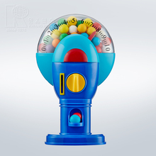 Kwang Hsieh Parking Meter Design Plastic Dispenser Mini Candy Toy