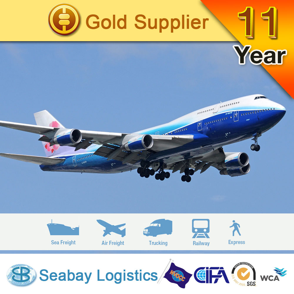 Most competitive air freight shipping from China to turkmenistan