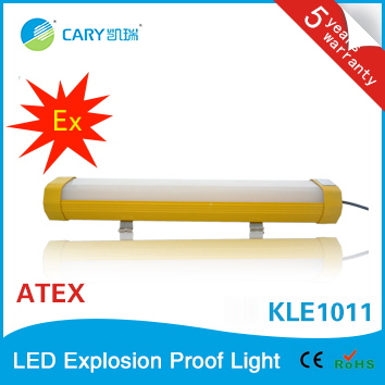 2017 hot sale Industrial Mining use ATEX certified LED explosion proof lighting
