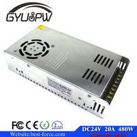 Adjustable Power Supply 24v 20A 480w