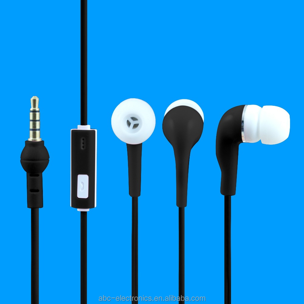 china manufacturer factory direct Cheap price mix colors earphone for iphone/android