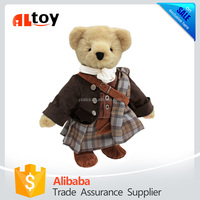 High Quality North American Outlander Teddy Bear Collection