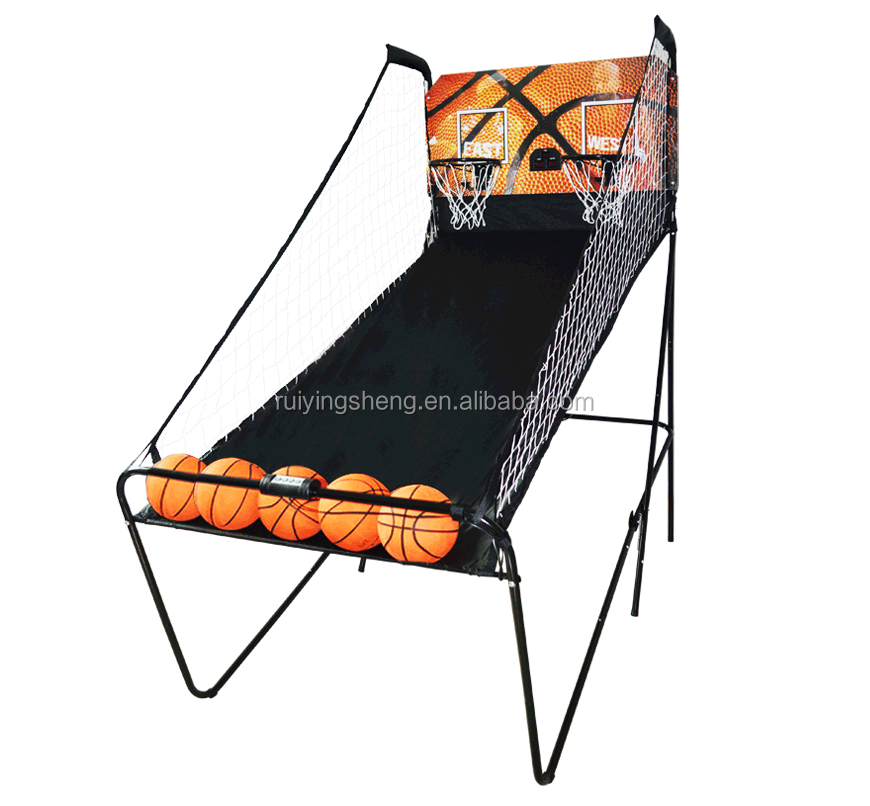 Portable Basketball game shooter Foldable basketball shooting game