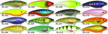 Polliwog Fishing lure