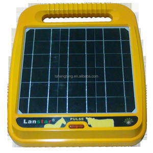 electric fence solar energizer for pasture