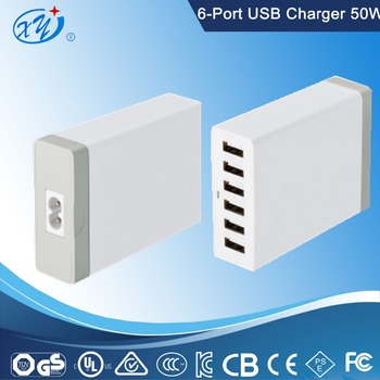 5V 50W Phone Charger