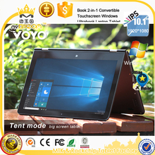 New VOYO 13.3inch Windows 10 Mini Laptop 4GB LPDDR3 128GB SSD Vbook V3 Apollo Tablet pc