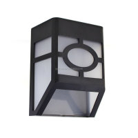 Bright LED Garden Solar Wall Light