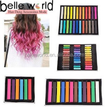 New Products Non-toxicTemporary hair color chalk for hair dye