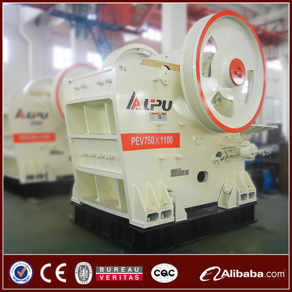 China Brand New and High Reliable Jaw Stone Crusher Specifications