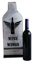 PVC Wine Bottle Holder / PVC Wine Bag / PVC leakproof Wine Bag