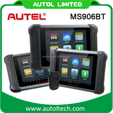 AUTEL Maxisys MS906BT car diagnsotic Machine ms906 BT support wireless diagnose for high-end service shops