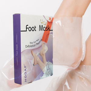 1Pair Exfoliating Peel Foot Mask Baby Soft Feet Remove Callus Hard Dead Skin