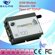 professional m2m gsm cheap modem support full tcp/ip stack