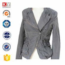pretty back embrodiery lion grey dropshipping women clothing
