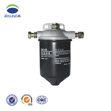 C0810B auto diesel generator fuel filter spin oil filter diesel oil cleaner engine filter assembly