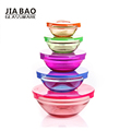 5pcs glass bowl set,Fresh Bowl,Storage Bowl,Tableware,Glassware