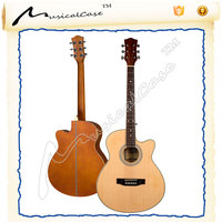 Acoustic guitar Chinese instrument store