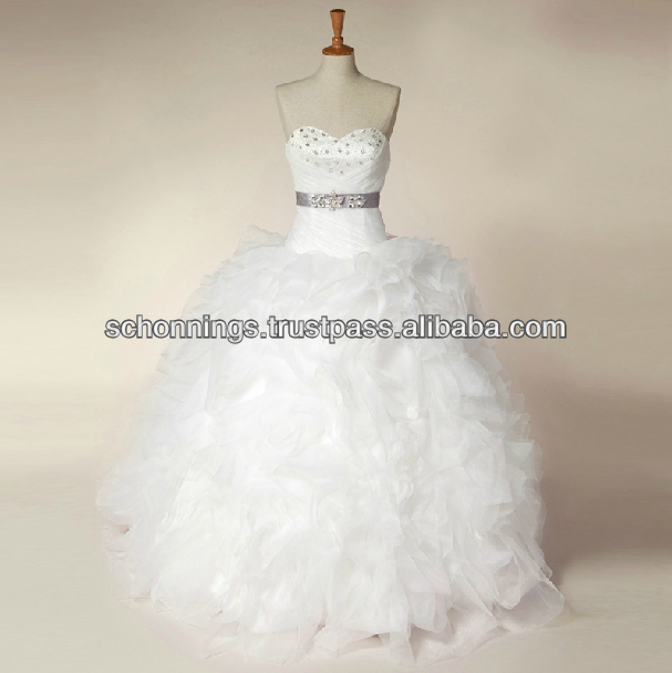 New style lace wedding dress