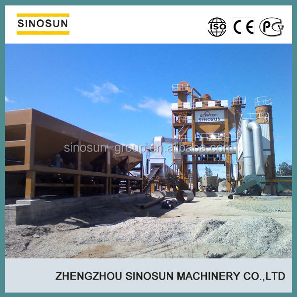 SAP100 bitumen production plant,asphalt plant price