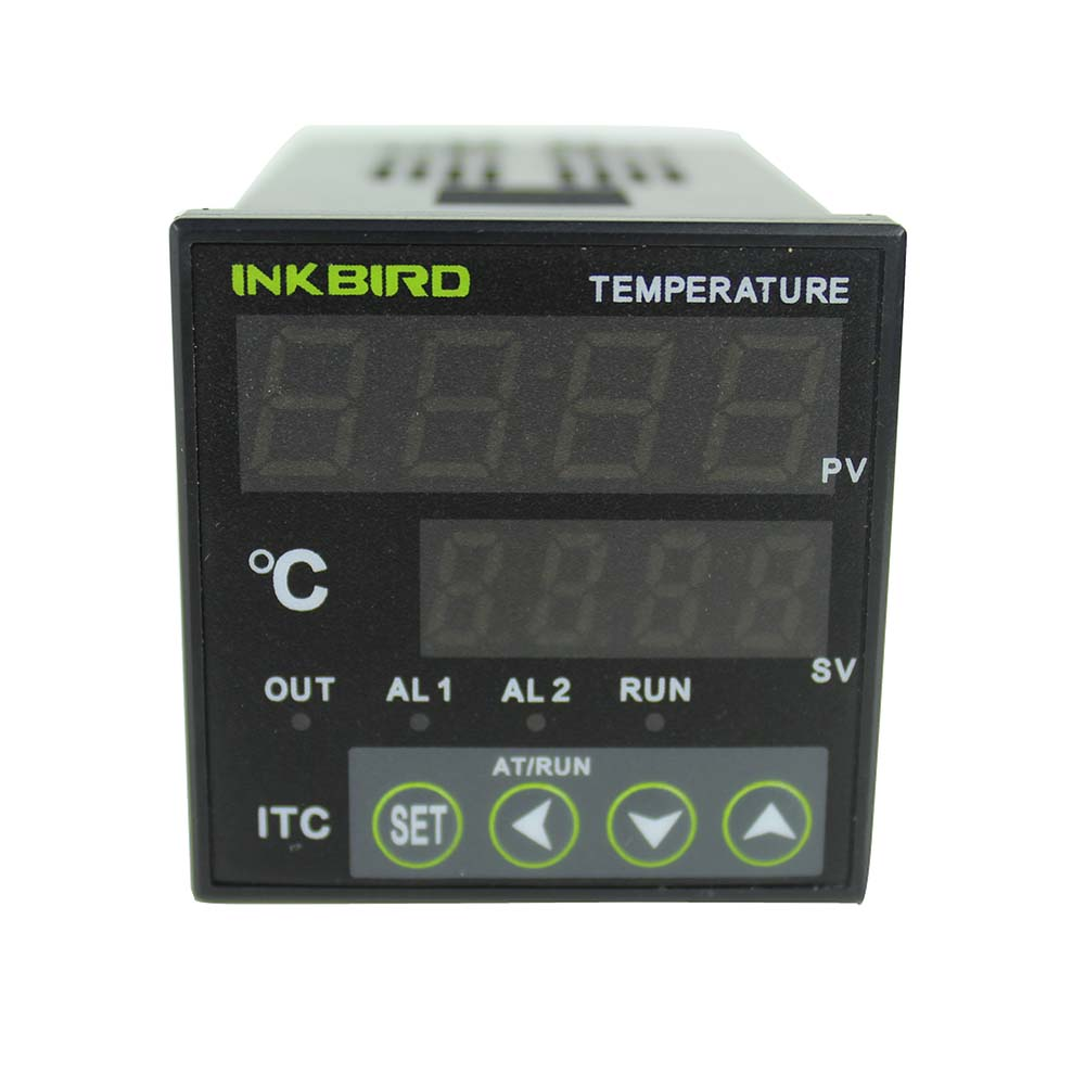 Inkbird ITC-100VL microcomputer PID temperature <strong>controller</strong> 12-24V