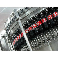 Sell Soft Drinks filling machine