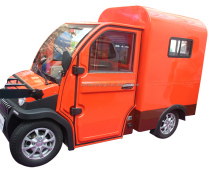 Small 2 seats electric pickup/ electric truck for cargo