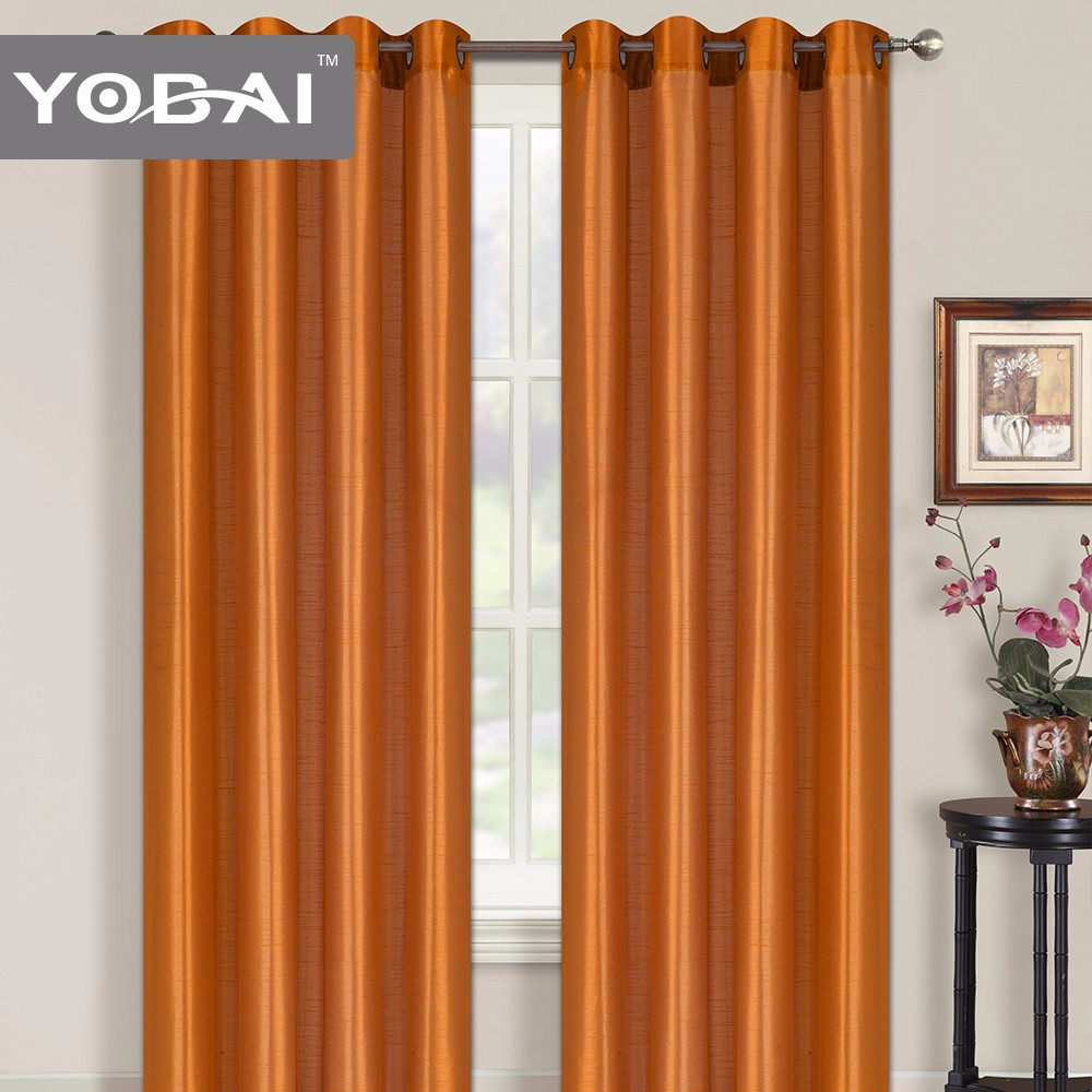 Wholesale Classical Design Fancy Living Room Curtains