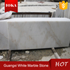 Recently in stock pure white marble