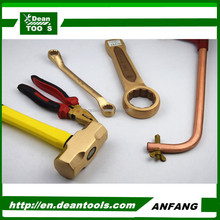 Anfang Safety Tools - Non-Sparking, Non-Magnetic, Corrosion-Resistant, Safe Hand Tools