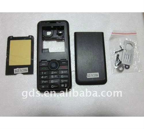 Mobile Phone Full Housing with Keypad for GX200 Housing+keypad assembly