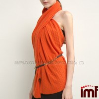 Wholesale Handmade Cashmere Cable Knitted Pashmina Shoulder Scarf Wrap Poncho
