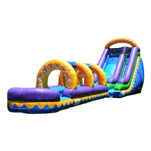 High precision giant crazy inflatable water slide adult for sales