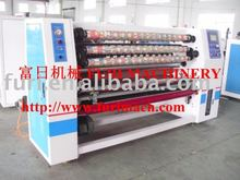 FR-210 bopp gum tape & scotch tape cutting machine production line/bopp tape slitter rewinder