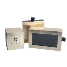 Fancy 18x12 cellophane window gift boxes for jewelry package