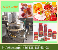 industrial electric cooking pot for jam