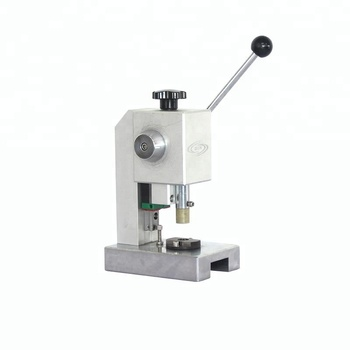 Precision Disc Cutter with 6 - 24mm Dia